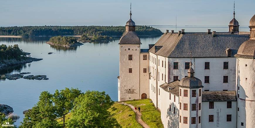 Kasteel Läcko in Lidköping