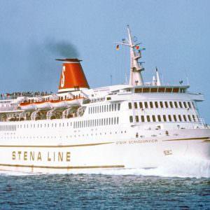 Stena Scandinavica in 1973