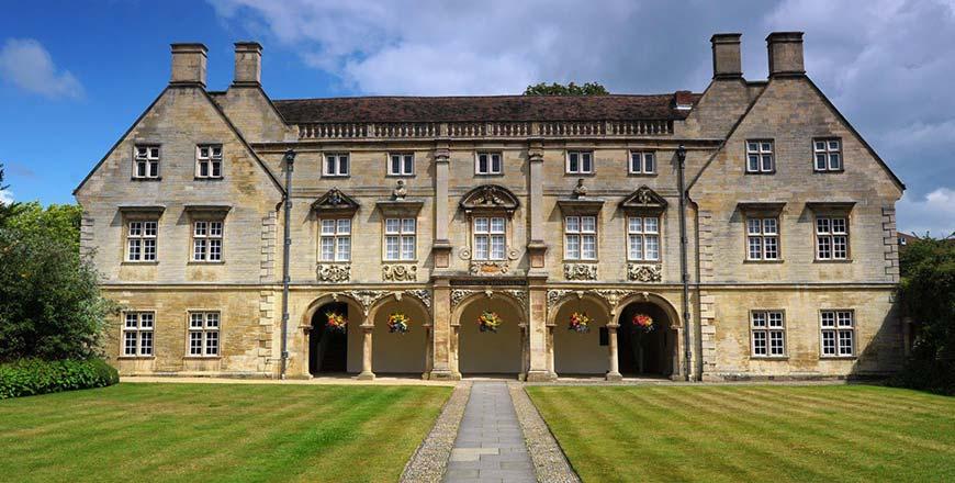 Magdalena College in Cambridge