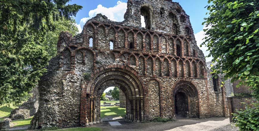 St Botolphs Priory