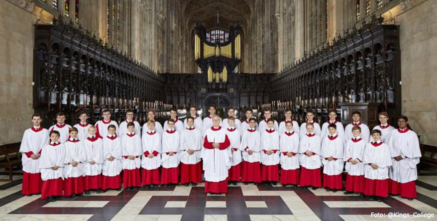 Kings College A Festival of Nine Lessons and Carols by BBC
