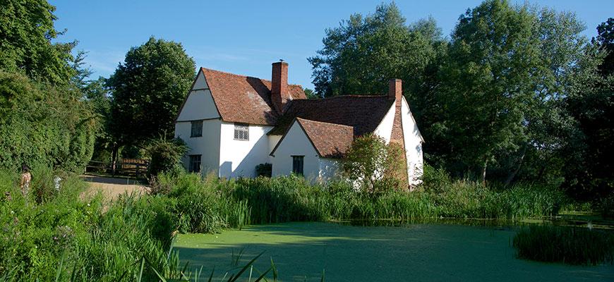 Willy Lott's House